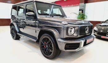 Mercedes G63 AMG Grey 2019 for sale in Dubai at VIP Motors in Dubai on Sheikh Zayed Road
