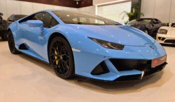 Lamborghini-Huracan-Blue-2020-Front-Side-View-Vip-Motors